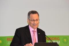 RAF2015-Patrick Ignatius Gomes-Secrétaire Général ACP
