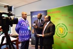RAF2015-Thierry Hot-CEO Samori Media Connection et Directuer Notre Afrik + Mahammed Dionne-PM Sénégal - itw sur Africa24