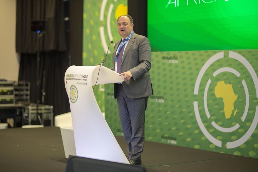 Willy BORSUS- Ministre PME, agriculture Belgique