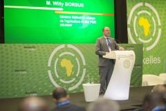 Willy Borsus- Ministre PME et agriculture Belgique