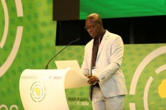 Pape Arona Traoré - secrétaire exécutif, AfriYAN WCA / Executive Secretary, AfriYAN WCA