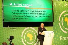 André Flahaut, Ministre d'Etat, Royaume de Belgique / State Minister, Kingdom of Belgium
