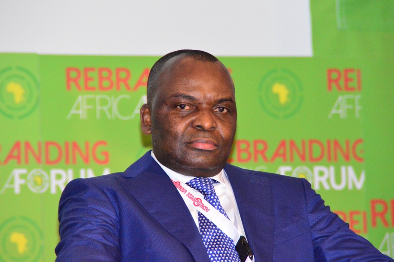 RAF2015-Moise Ekanga, Secrétaire Exécutif du bureau de coordination du programme Sino-Congolais (2)