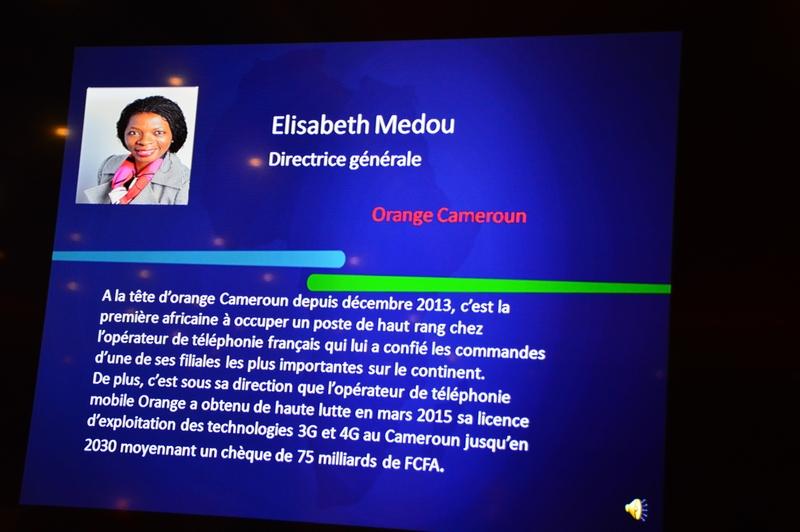Elisabeth Medou - Women Empowerment Awards