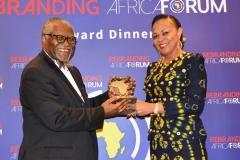 Akere Muna & Henriette Kabore