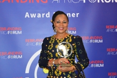 Henriette Kaboré - Business Leadership Award