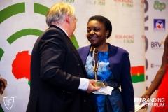 Cécile Kyenge, Députée européenne- Andr Flahaut Ministre Belgique