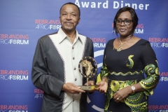 Paul Fokam, Président d'Afriland First Bank-Business Leadership Rebranding Africa Award
