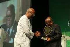 Awards President Ghana RAF 2018-17